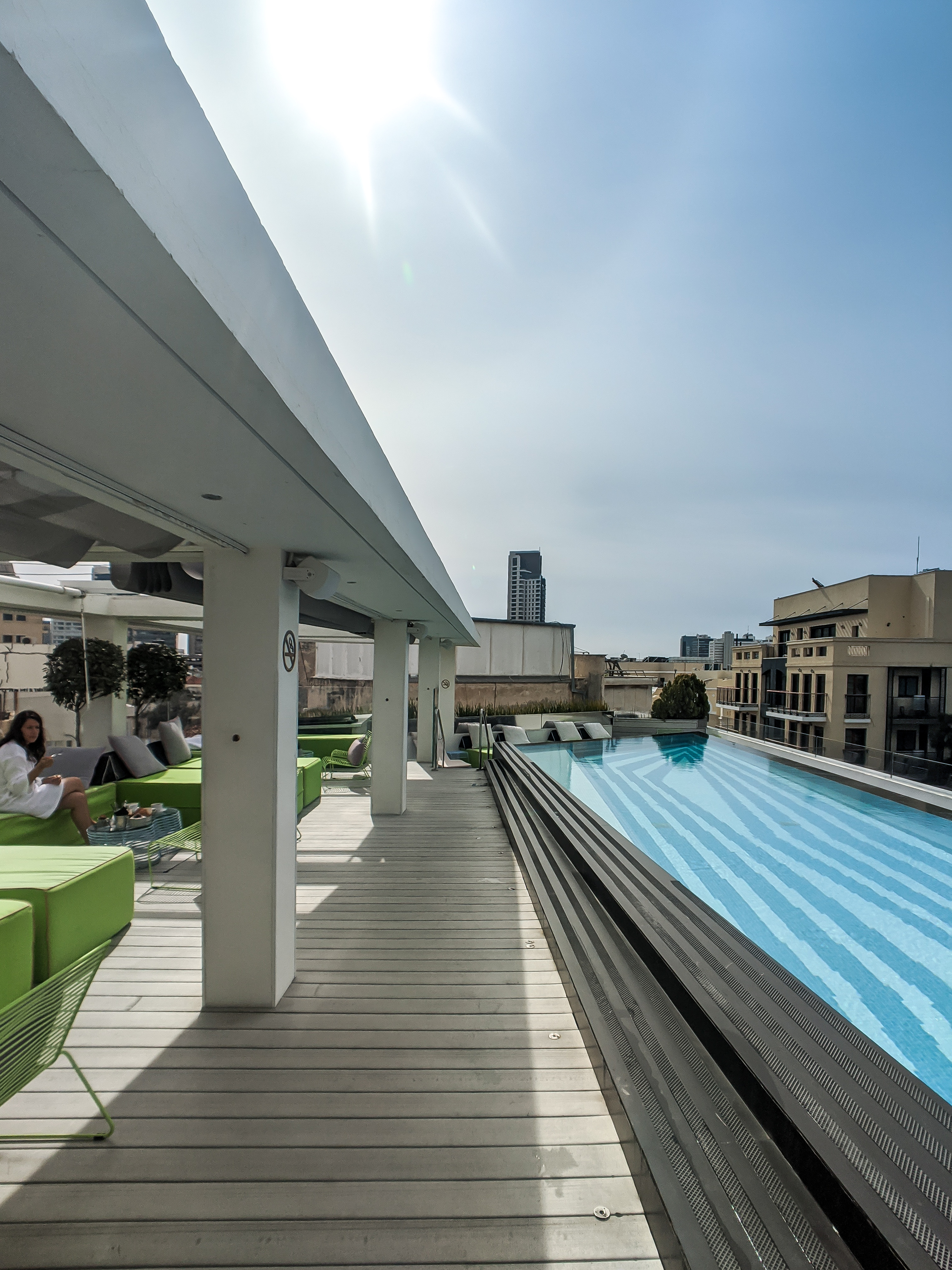 Spa day at Polihouse hotel Tel Aviv