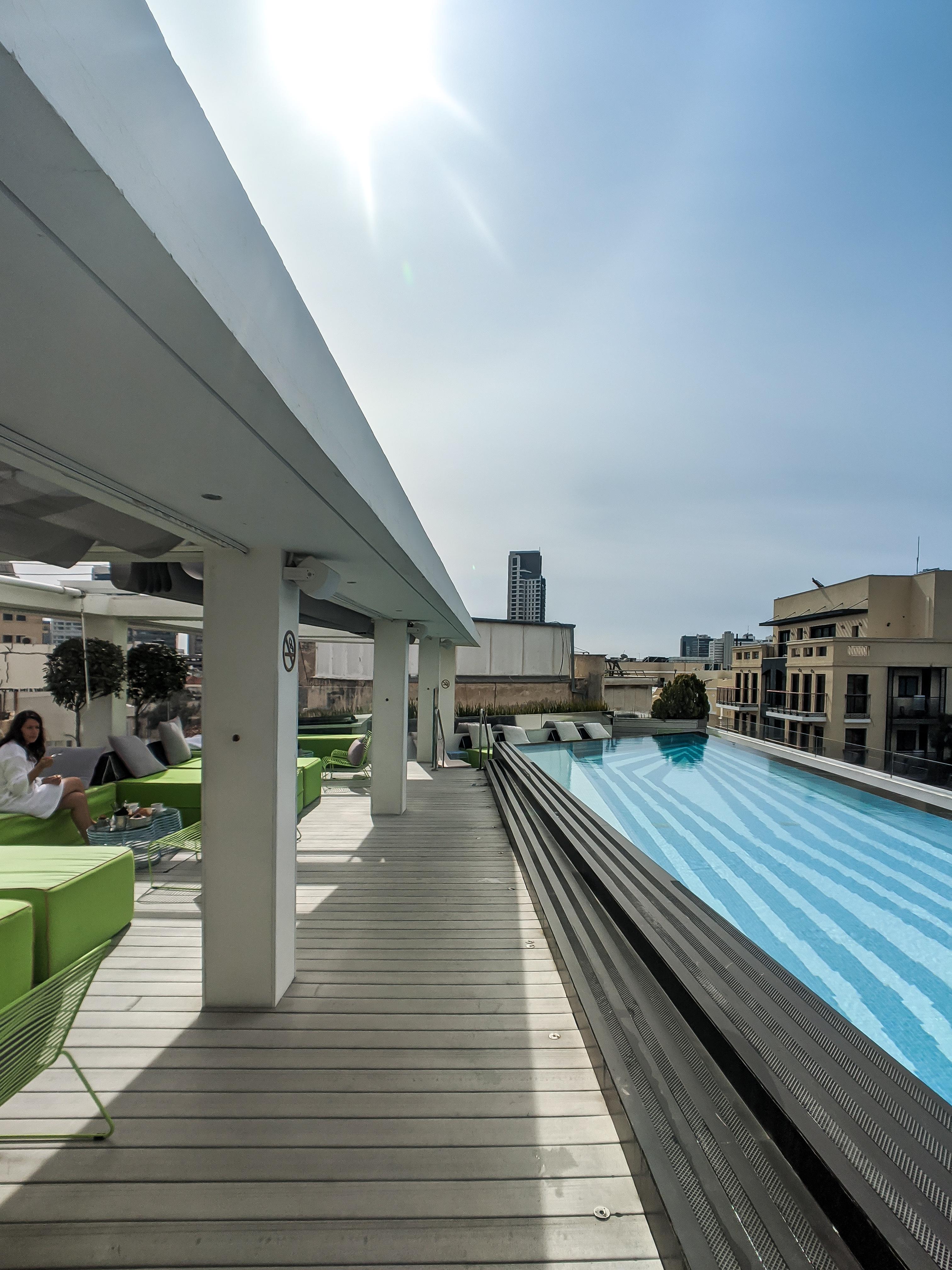 יום פינוק במלון פוליהאוס תל אביב