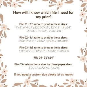 wall print ratio