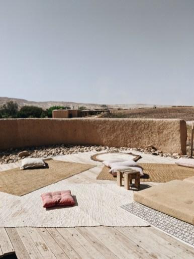 חופשה במדבר