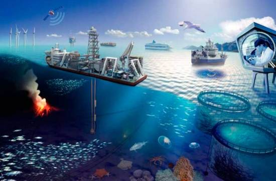 sustainable ocean economy