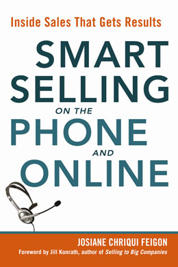 smart selling on the phone and online