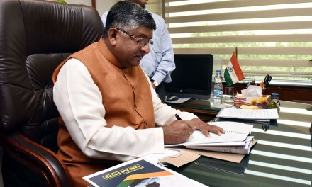 SC's order on AGR applies to all telecom licensees, says Ravi Shankar Prasad