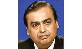 Views of Mukesh D Ambani