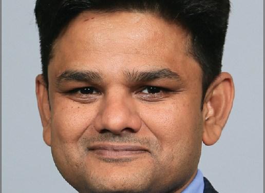 Digvijay Sharma, Senior Director, Global Carrier Sales, Ciena India