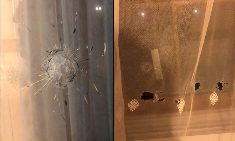 AKP'li başkanın evi kurşunlandı