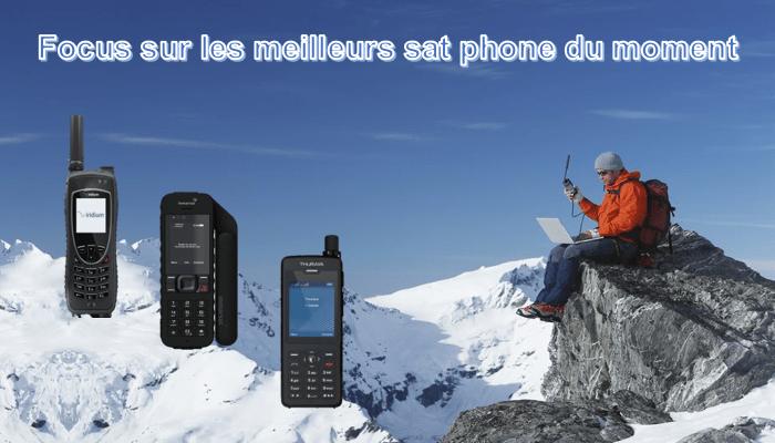 Quel sat phone choisir ?