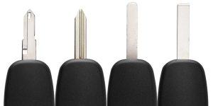 Case chiave per Peugeot 106 107 307 206 207 306 406 - Citroen C2 C1 C3 C4