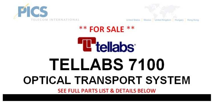 Tellabs 7100 For Sale Top