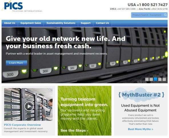 PICS Website 2014