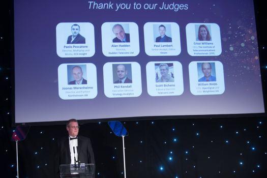 Glotel 2017 judges