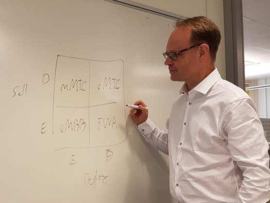 Ericsson tour Noren