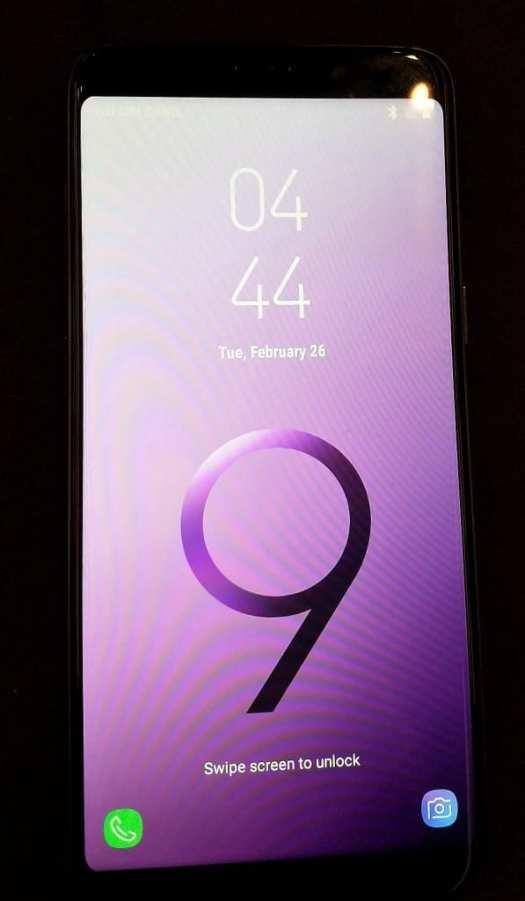 MobileFocus DeviceAssure fake Galaxy 9