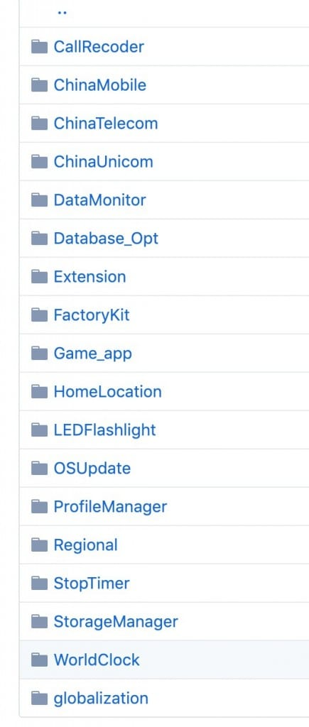 GitHub snapshot