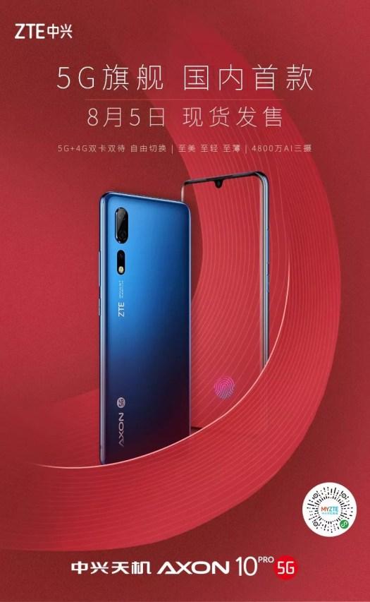 ZTE 5G phone 2