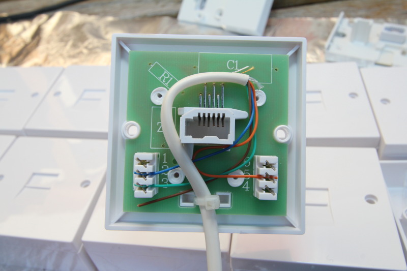 Telephone Sockets And Faulty Wiring