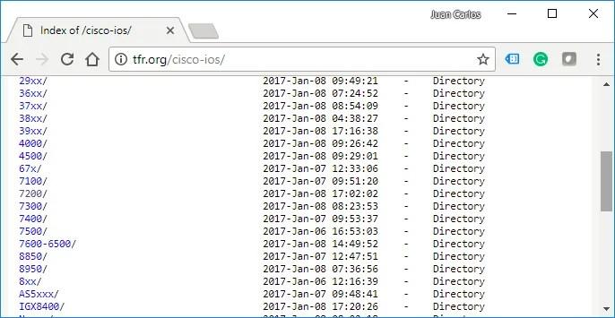 ▷ Tutorial GNS3: Configuración del Servidor Local