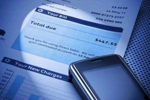 Telecom Bill Image