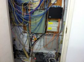 Telecom Closet