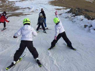 Orduda Cocuklar Kayak Sporuyla Tanisacak