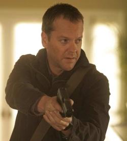 Kiefer Sutherland alias Jack Bauer