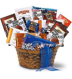 Teleflora's Chocolate Lover's Basket