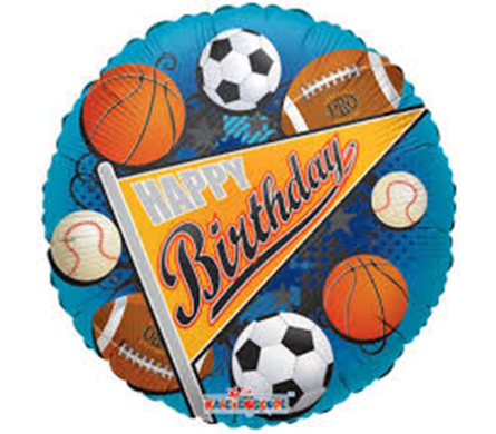 Image result for happy birthday sports