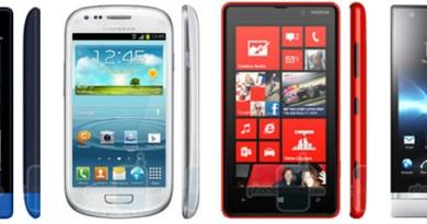 Slim uw nieuwe GSM kiezen