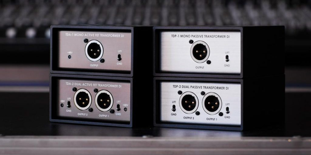 TELEFUNKEN Direct Box Series