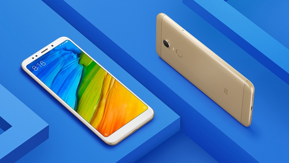 Xiaomi Redmi 5 y Plus