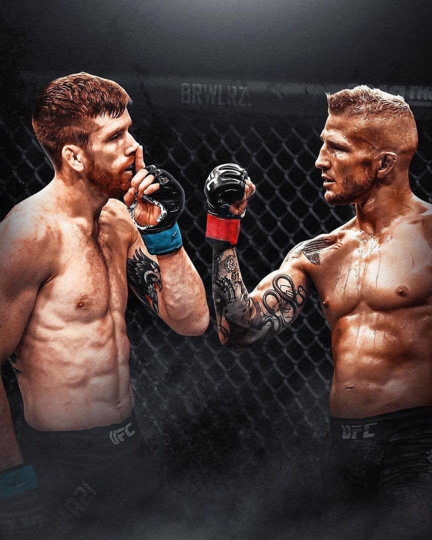 Cory Sandhagen after defeating TJ Dillashaw, is ready to fight with Rob Font