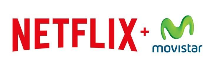 Movistar y Netflix