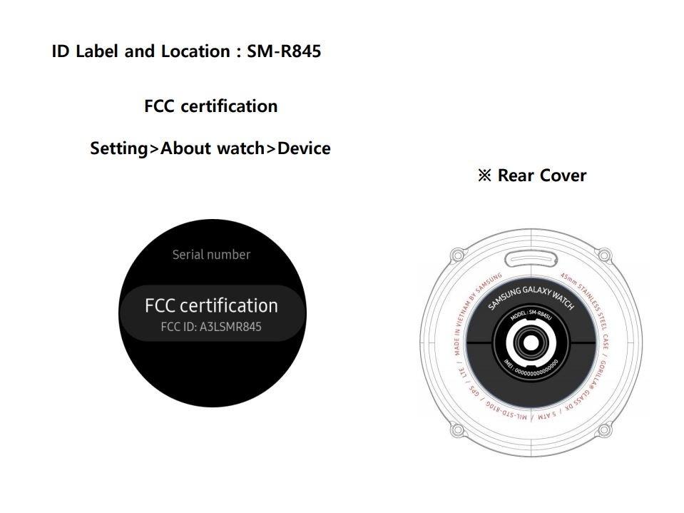 Galaxy Watch tiene un bisel giratorio físico imagen 2