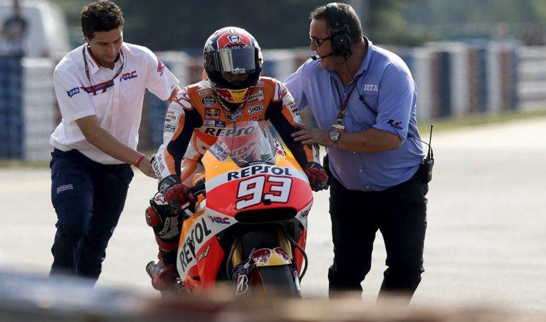 Tes Pramusim MotoGP, Marquez Optimis Dengan Mesin Barunya