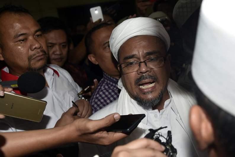 Jubir PAS: Pemerintah Harus Ungkap Aktor di Balik Penangkapan Rizieq