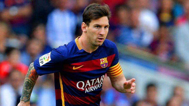 Ini Tanggapan Antonio Conte Terkait Rumor Messi ke Inter Milan