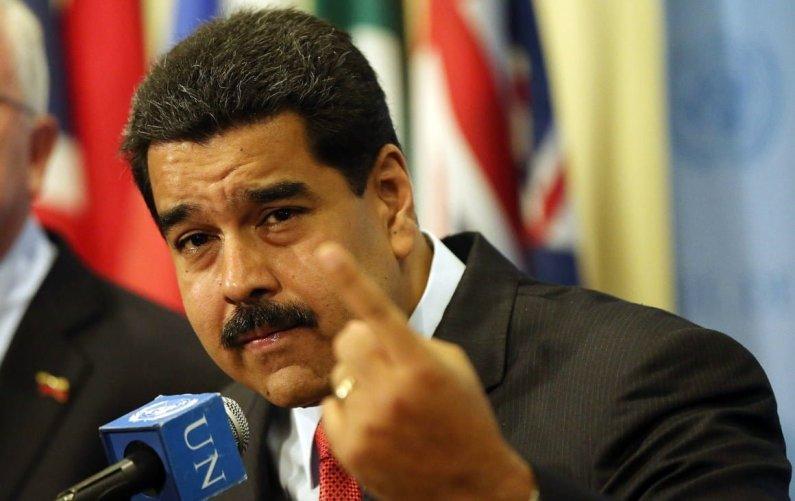 "Nicolas Maduro: Pemerintahan Trump ""Gerombolan Ekstremis"""