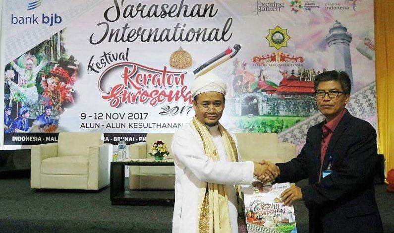 Festival Keraton Surosowan Diharapkan Tingkatkan Destinasi Wisata Budaya Religi