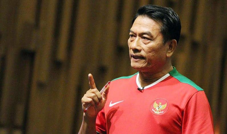 Jenderal Purn Moeldoko dan Lingkaran Ring Satu Jokowi