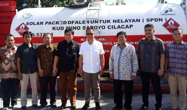 Pastikan Pasokan BBM di Kabupaten Cilacap Aman BPH Migas dan Anggota Komisi VII Lakukan Kunjungan