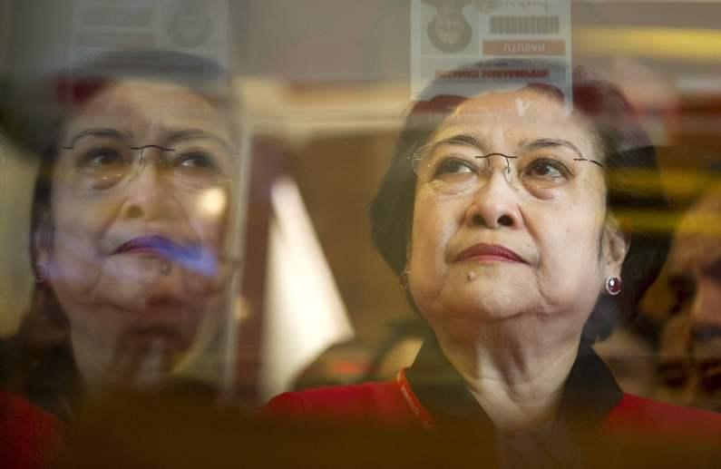 Kongres Bali, Megawati Kembali Jadi Ketum PDIP