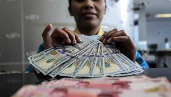 Terus Menguat, Rupiah Naik ke Kisaran Rp 14.500