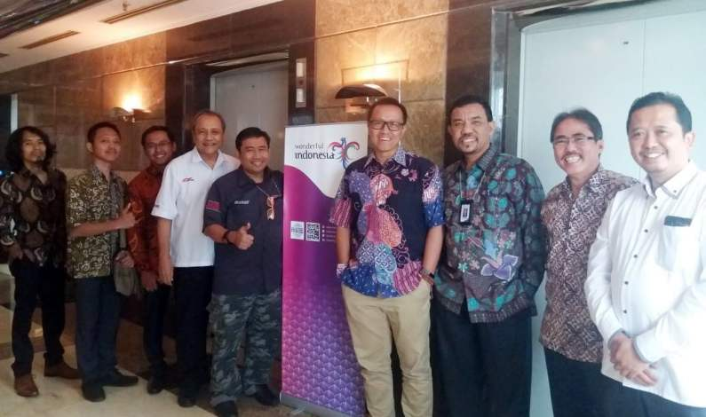 Asosiasi Media Digital Indonesia Dukung Pariwisata Indonesia