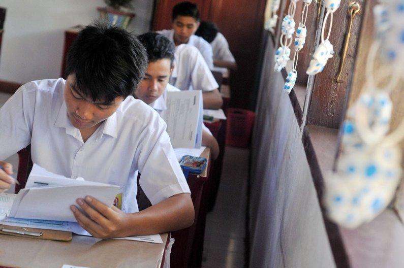 Kemendikud: Hasil UN SMP Semakin Reliabel