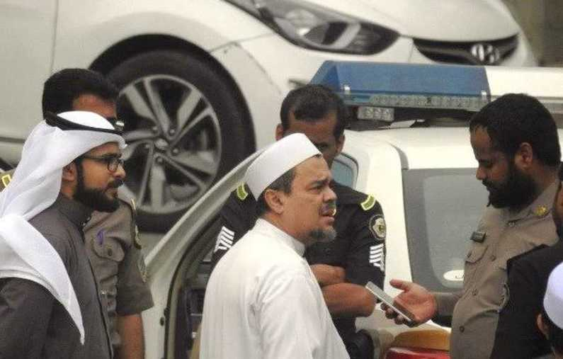 Rizieq Shihab Akan Balik ke Indonesia Jika Prabowo Menang