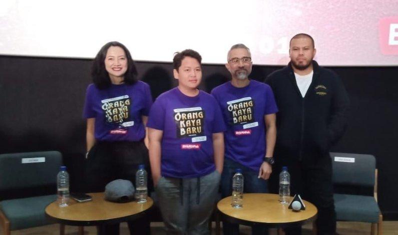 OKB Adopsi Cerita Dari Kehidupan Joko Anwar
