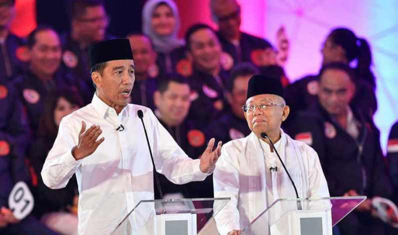 Hadapi Debat Kedua, Jokowi Sangat Kuasai Tema