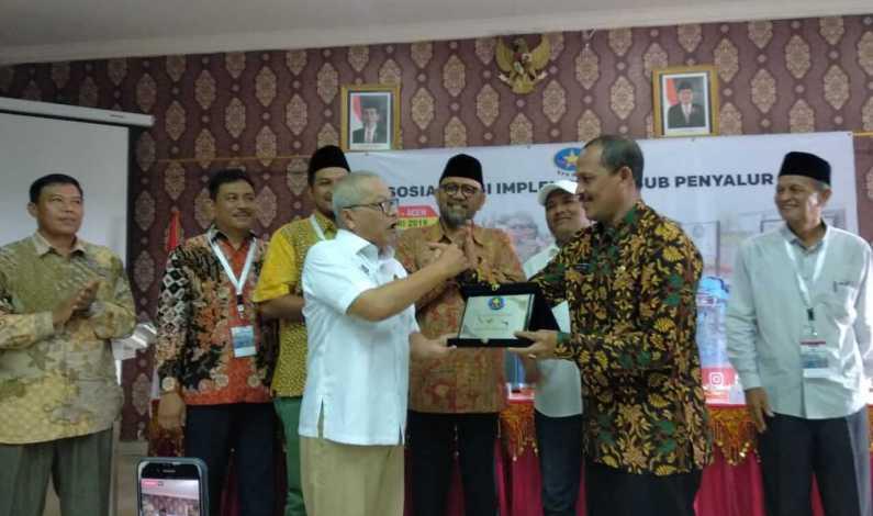 Jamin Ketersediaan BBM di Aceh Utara, BPH Migas Lakukan Sosialisasi Sub Penyalur di Bireun