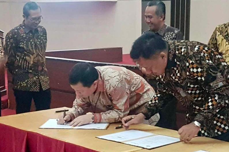 Optimalisasi, BPH Migas Gandeng KPK Lakukan MoU Dengan Gubernur se-Sulawesi