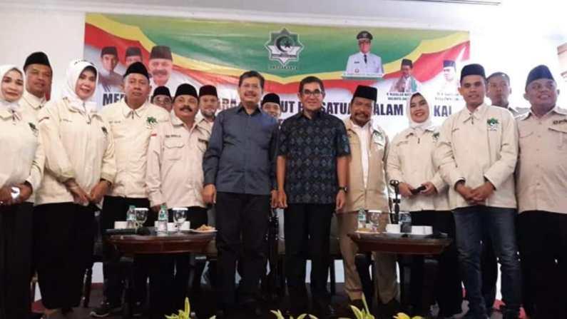 Walikota Jakarta Selatan Hadiri Pra Raker GPMI DKI Jakarta